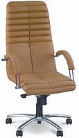 Кресло офисное для руководителя Галакси (Galaxy) steel chrome Новый Стиль LE-A