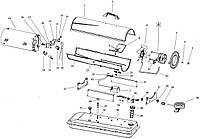MASTER B 35 CED 2013-2020г. запчасти для дизельной пушки