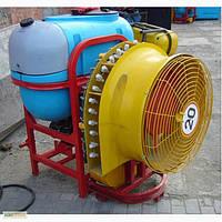 Опрыскиватель садовый вентиляторный (Польша) на 200 литров
