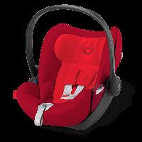 Cybex 2017 - Автокресло для новорожденных CLOUD Q, цвет Mars red-red