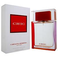 Женская парфюмированная вода Carolina Herrera Chic 80 мл edp Original