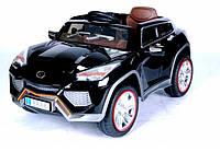 Детский электромобиль Джип Porsche Cayenne (YJ288 ЧЕРНЫЙ)