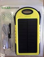 Портативное зарядное устройство Power Bank SOLAR  20000 mAh