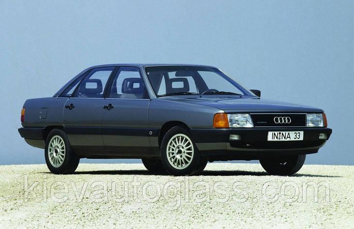 Лобовое стекло на Audi 100 1982-91 г.в.