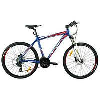 """Двухколесный спортивный велосипед PROFI 26"""" (G26VIRTUE A26.1) с Shimano 21SP"""