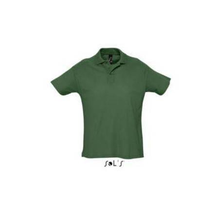 Рубашка поло травяная SOL'S SUMMER II, размеры от S до 3XL, плотность 170 г/м2