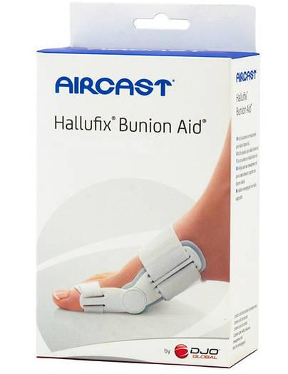 Hallufix Aircast Ортопедическая вальгусная шарнирная шина для коррекции и лечения косточки
