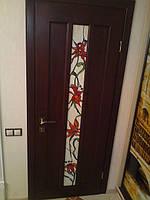 Двери (Вертикаль) ясень