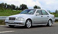 Авточехлы Mercedes C 202 цельный