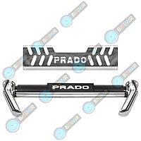 Защита переднего бампера Winbo на Toyota Land Cruiser 150 Prado 2009–2014