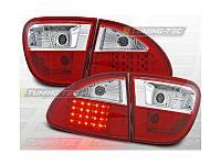 Задние фонари Seat Ibiza  -2008 год тюнингованные
