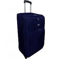 Чемодан сумка RGL 1003 (средний) синий