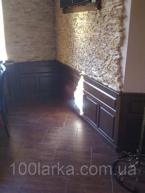 Деревянные панели для стен (ясень)