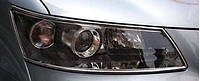Накладки на фары Hyundai Sonata NF