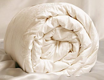 Турмалиновое одеяло с шелком