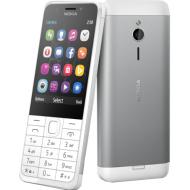 Мобильный телефон Nokia 230 Dual Sim White (A00026972)