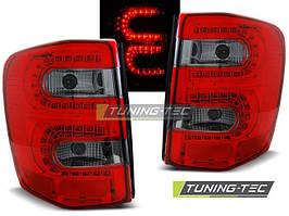 Задние фонари Chrysler  Jeep Grand Cherokee  1999-2005 год тюнингованные