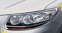 Накладки на фары Hyundai Santa-Fe