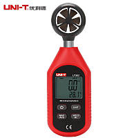 Анемометр, измеритель ветра ручной UNI-T UT363, фото 1