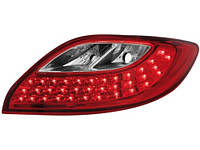Задние фонари Mazda  2  2007-2010 год тюнингованные