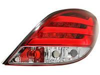 Задние фонари Peugeot  207  2006-2009 год тюнингованные