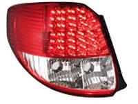 Задние фонари Suzuki  Swift  2006-2012 год тюнингованные