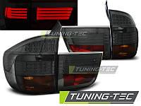 Задние фонари BMW X5 E70  2007-2010 год тюнингованные