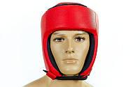 Шлем боксерский лев