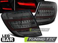 Задние фонари Mercedes-Benz W204  2007-2010 год тюнингованные