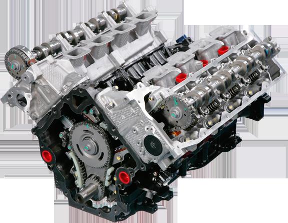 Двигатель к автомобилю Дэу Леганза
