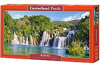 Пазлы castorland Водопады 133 в коробке 4000 элементов