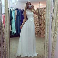 Платье макси с разрезом Цвета Долли ЯЛ, фото 1
