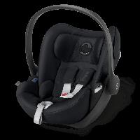 Cybex 2017 - Автокресло для новорожденных CLOUD Q, цвет Stardust Black-black