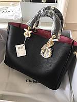 Женская кожаная сумка DIOR Diorissimo