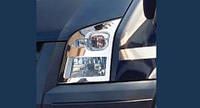 Накладки на фары Ford Transit