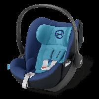Cybex 2017 - Автокресло для новорожденных CLOUD Q, цвет True Blue-Navy blue