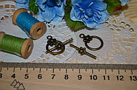 Металлический декор Кольцо