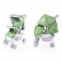 Детская прогулочная коляска TILLY Voyage T-161 Green