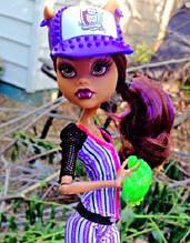 Кукла Monster High Клодин Вульф Clawdeen Монстры спорта Монстер Хай Школа монстров