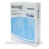 Бумага офисная «MAESTRO» Standart А-4 80г