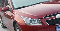 Накладки на фары Chevrolet Cruze