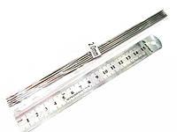 Спицы носочные металл.Размер № 2.0 (комплект 10 наборов)