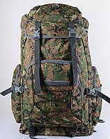 Горный надежный рюкзак из прочного полиэстера 44 л. Mountain backpack 903, камуфляж