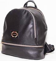 Женский рюкзак кож. CHANEL черный