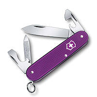Нож Victorinox Pioneer Alox Limited Edition 2016 Orchid 0.8201.L16