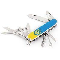 Нож Victorinox Climber Ukraine 1.3703.7R3