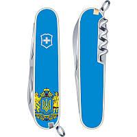 Нож Victorinox Huntsman Ukraine 1.3713.7R6