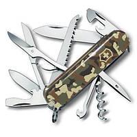 Нож Victorinox Huntsman Millitary 1.3713.94  + БЕСПЛАТНАЯ ДОСТАВКА ПО УКРАИНЕ