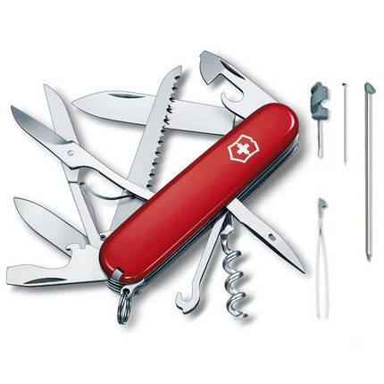 Нож Victorinox Huntsman 1.3715   + БЕСПЛАТНАЯ ДОСТАВКА!, фото 2