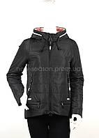 Куртка демисезонная Peercat 17-787 черная